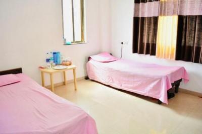 पिंपले सौदागर में पीजी एटीएस के बेडरूम की तस्वीर