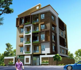 Gallery Cover Image of 500 Sq.ft 1 BHK Apartment for buy in New Town for 2000000