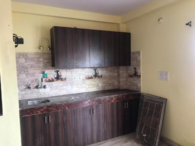 Gallery Cover Image of 610 Sq.ft 1 BHK Apartment for rent in Chhattarpur for 10500