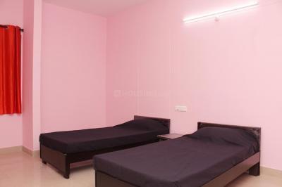 Bedroom Image of Sam Residency in Basheer Bagh