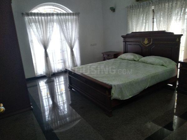 Bedroom Image of 6500 Sq.ft 5 BHK Independent House for rent in Injambakkam for 250000
