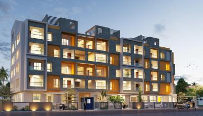 Gallery Cover Image of 650 Sq.ft 2 BHK Apartment for buy in Tarabai Park for 4200000
