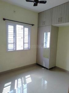 Gallery Cover Image of 450 Sq.ft 1 BHK Independent Floor for rent in Mangammanapalya for 14500