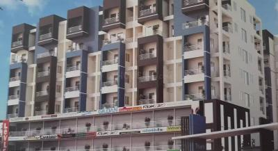 Gallery Cover Image of 490 Sq.ft 1 RK Apartment for buy in Krishna Triveni Heights, Karond for 1000000