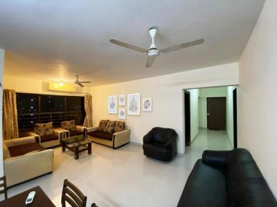 Gallery Cover Image of 1990 Sq.ft 4 BHK Apartment for rent in Evershine Cosmic, Andheri West for 100000