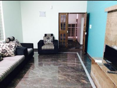 Living Room Image of Sri Balaji New Paradise PG in Panduranga Nagar