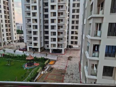 Gallery Cover Image of 1450 Sq.ft 3 BHK Apartment for rent in Bengal Greenfield Elegance, Rajarhat for 17000