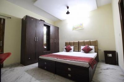 Bedroom Image of Anagha Home Stay PG in Sector 38