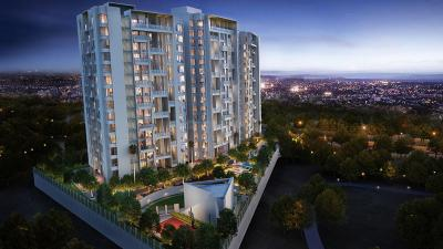 Gallery Cover Image of 950 Sq.ft 2 BHK Apartment for buy in Balewadi for 6800000