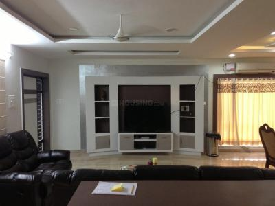 Gallery Cover Image of 4600 Sq.ft 4 BHK Villa for rent in Gachibowli for 150000