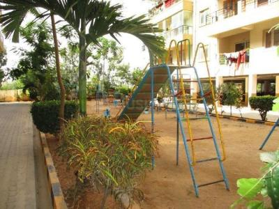 Gallery Cover Image of 1185 Sq.ft 2 BHK Apartment for rent in SLS Sunflower, Bhoganhalli for 24500