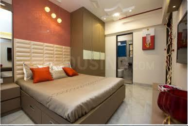 Bedroom Image of 650 Sq.ft 1 BHK Apartment for rent in Andheri West for 45000