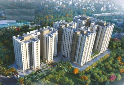 Gallery Cover Image of 880 Sq.ft 2 BHK Apartment for buy in Lakewood Estate, Garia for 5271200