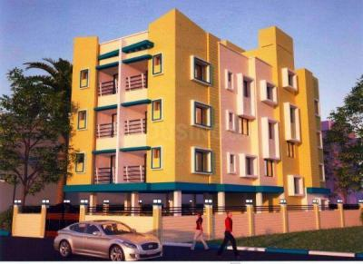 Gallery Cover Image of 710 Sq.ft 2 BHK Apartment for buy in Behala for 2840000