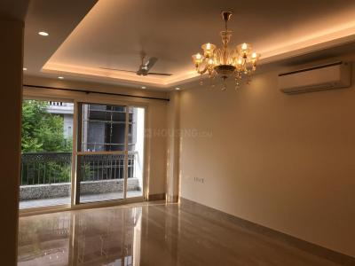 Gallery Cover Image of 1800 Sq.ft 3 BHK Independent Floor for rent in Greater Kailash for 85000