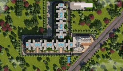 Gallery Cover Image of 1100 Sq.ft 2 BHK Apartment for buy in Pyramid Pride, Sector 76 for 2000000