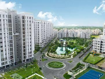 Gallery Cover Image of 1051 Sq.ft 3 BHK Apartment for rent in Greenfield City, Maheshtala for 12000