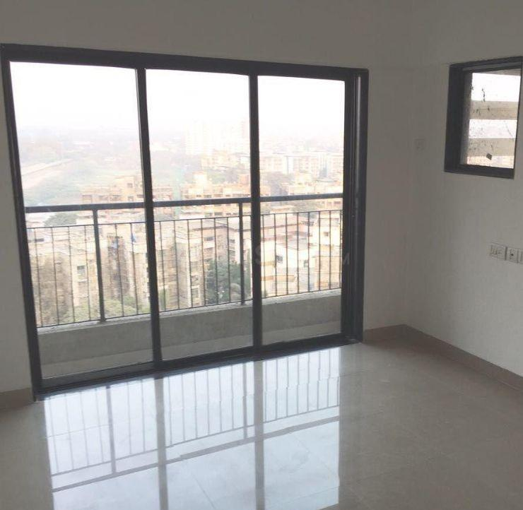 Bedroom Image of 1060 Sq.ft 2 BHK Apartment for rent in Kalyan East for 15500