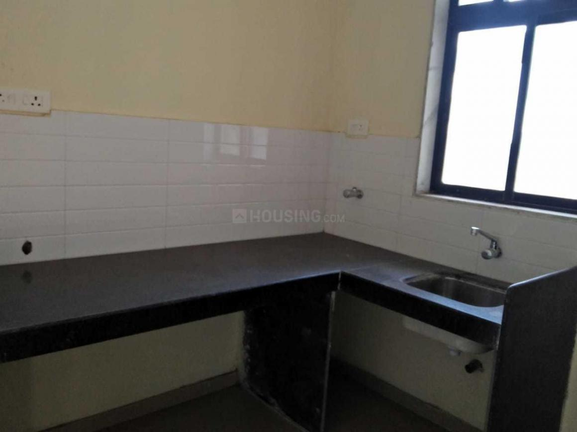 Kitchen Image of 648 Sq.ft 2 BHK Apartment for buy in Ambivli for 3500000