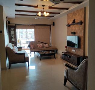 Gallery Cover Image of 1365 Sq.ft 2 BHK Apartment for buy in Regency Crest, Kharghar for 16500000