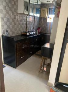 Kitchen Image of 1bhk Flat in Andheri West