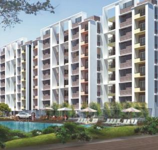 Gallery Cover Image of 620 Sq.ft 1 BHK Apartment for buy in Purva Windermere, Pallikaranai for 3124800