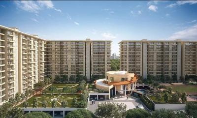 Gallery Cover Image of 1099 Sq.ft 2 BHK Apartment for buy in Thara for 3400000