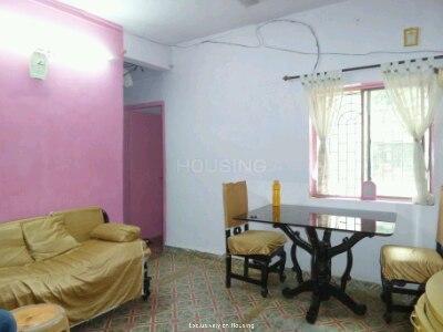 Gallery Cover Image of 700 Sq.ft 2 BHK Apartment for buy in Kopar Khairane for 6500000