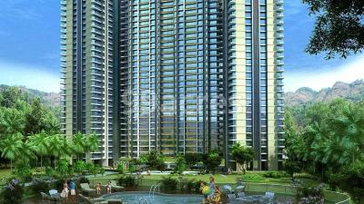 Gallery Cover Image of 550 Sq.ft 1 BHK Apartment for buy in Unique Vistas, Thane West for 6000000