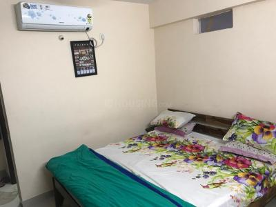 Gallery Cover Image of 1370 Sq.ft 3 BHK Apartment for rent in Dwaraka Trendz, Gachibowli for 37000