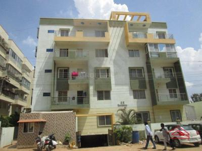 Gallery Cover Image of 1200 Sq.ft 2 BHK Apartment for rent in Margondanahalli for 22500