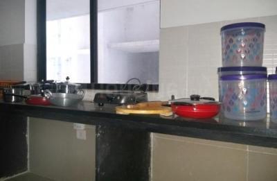 Kitchen Image of 604 J Ashok Meadows in Hinjewadi