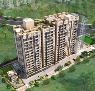 Gallery Cover Image of 840 Sq.ft 2 BHK Apartment for buy in Ravet for 4300000