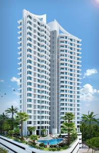 Gallery Cover Image of 710 Sq.ft 1 BHK Apartment for buy in Rizvi Cedar, Malad East for 9200000