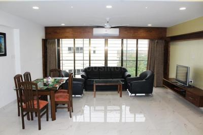 Gallery Cover Image of 1201 Sq.ft 2 BHK Apartment for rent in Bandra West for 112000