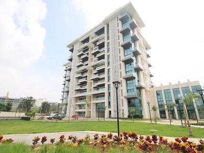 Gallery Cover Image of 2950 Sq.ft 4 BHK Apartment for rent in The Address The Five Summits, Krishnarajapura for 85000