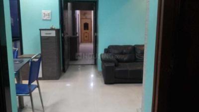 Gallery Cover Image of 640 Sq.ft 1 BHK Apartment for rent in Venus Upvan, Thane West for 17500