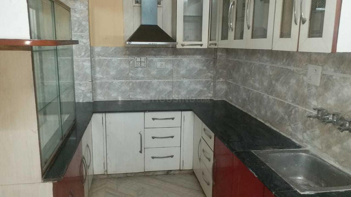 Kitchen Image of 1850 Sq.ft 4 BHK Independent House for rent in Matiala for 28000