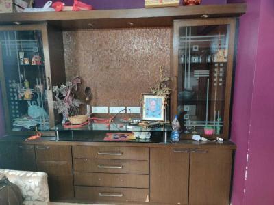 Gallery Cover Image of 1650 Sq.ft 3 BHK Apartment for rent in Koyla Vihar, Kaikhali for 21000