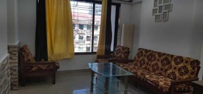 Gallery Cover Image of 545 Sq.ft 1 BHK Apartment for rent in Goregaon East for 20000