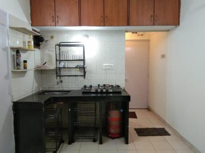 Gallery Cover Image of 400 Sq.ft 1 RK Apartment for rent in Goel Ganga Orchard, Mundhwa for 12000