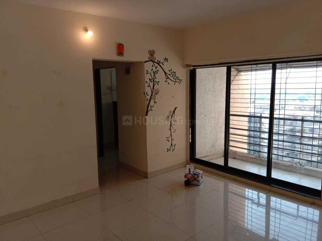 Living Room Image of 670 Sq.ft 1 BHK Apartment for rent in Kurla West for 26499