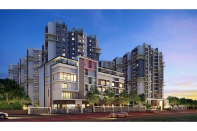 Gallery Cover Image of 1495 Sq.ft 3 BHK Apartment for buy in Kalpataru Residency, Erragadda for 13000000