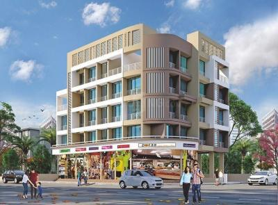 Gallery Cover Image of 660 Sq.ft 1 BHK Apartment for buy in S M Corner, Taloja for 3250000