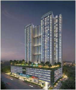 Gallery Cover Image of 1391 Sq.ft 3 BHK Apartment for buy in Kandivali East for 20600000