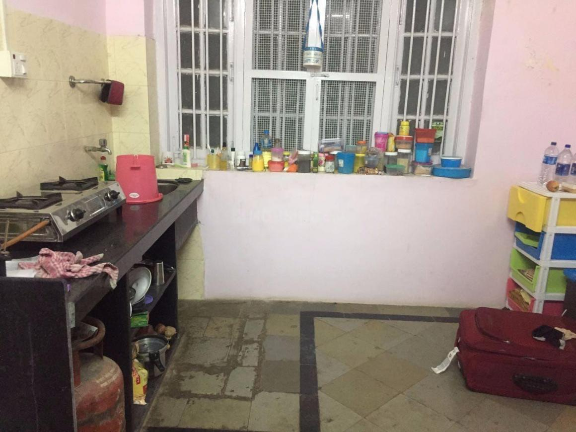 Kitchen Image of 500 Sq.ft 1 BHK Apartment for rent in Marine Lines for 34000
