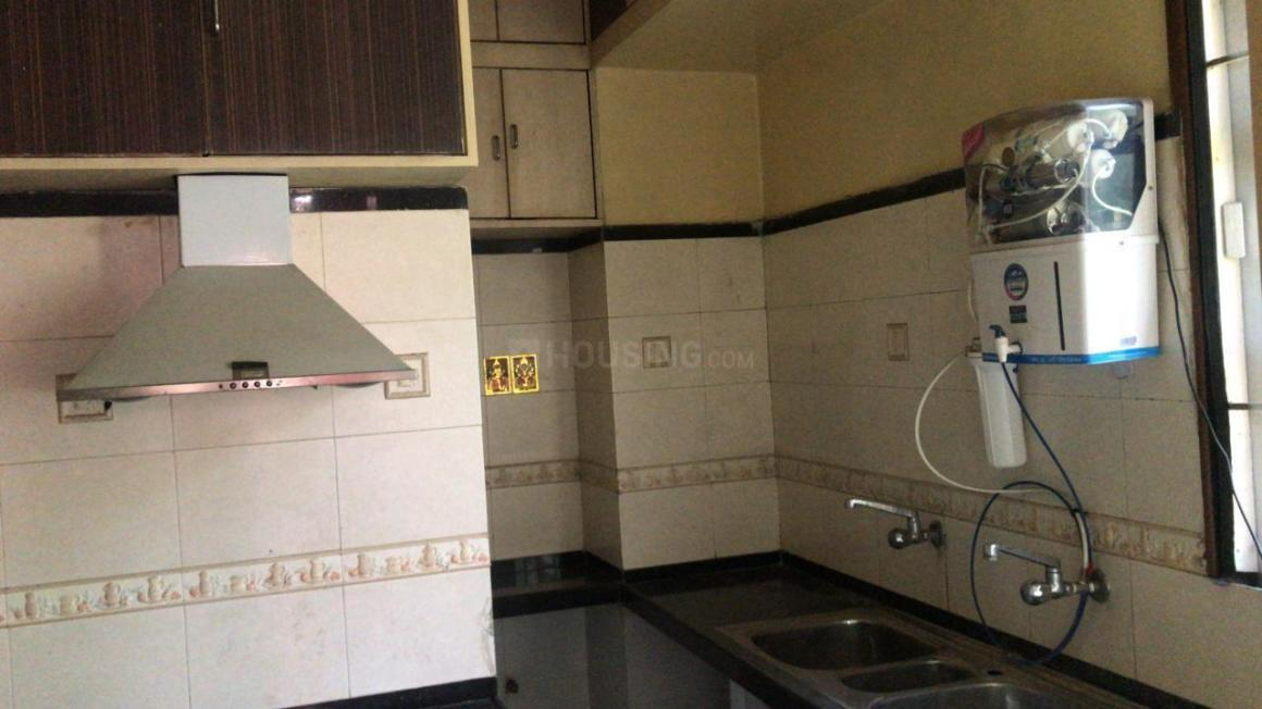 Kitchen Image of 4000 Sq.ft 5 BHK Independent House for rent in Bankra for 45000
