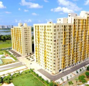 Gallery Cover Image of 612 Sq.ft 1 BHK Apartment for buy in Tata Value Homes New Haven Ribbon Walk, Mambakkam-Chengalpattu  for 3600000