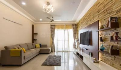 Gallery Cover Image of 1100 Sq.ft 2 BHK Apartment for rent in Puppalaguda for 18000