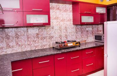 Kitchen Image of A204-rajatha Green Apartments in HBR Layout